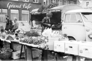 Torvehandel i Horsens