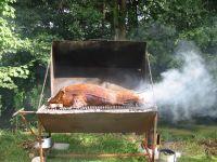 """""""Festen"""" stod i røg og damp"""